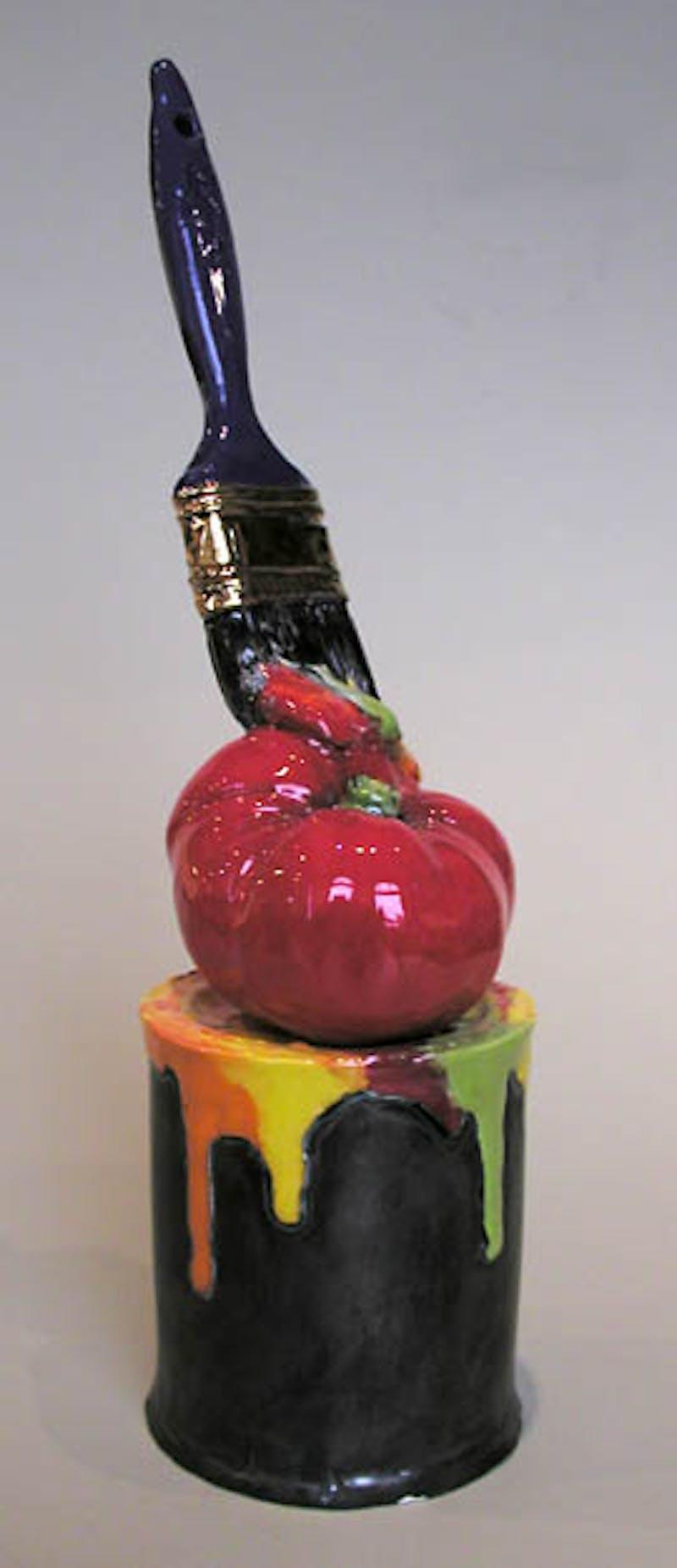 Paintbrush Tomato Image 1