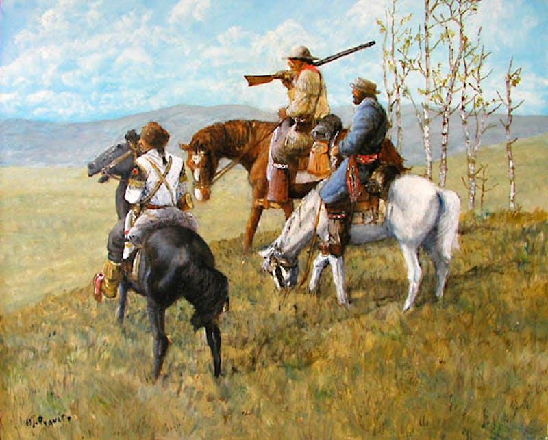 Buffalo Scouts Image 1