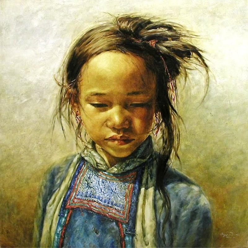 Mao Jia, Village Girl Image 1