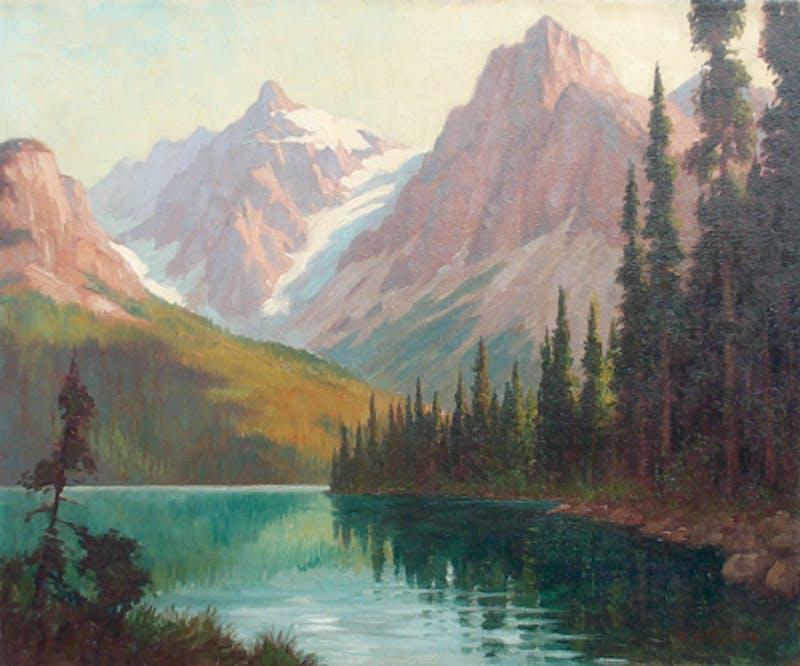 Emerald Lake Image 1
