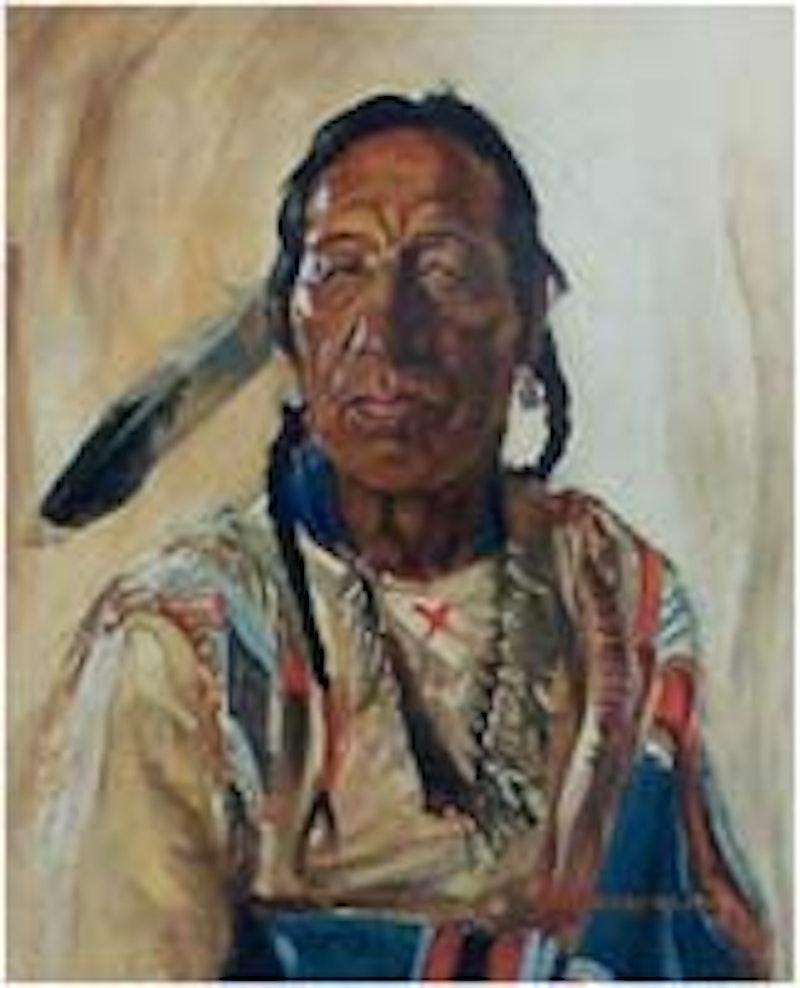 Blackfoot Indian Image 1