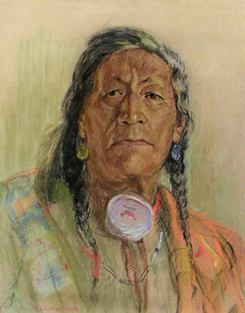 Cree Chief Image 1