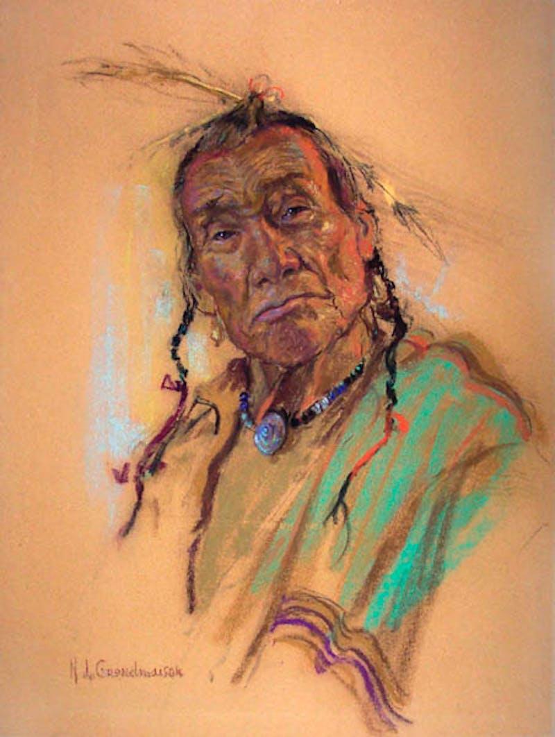Iron - Blood Indian Image 1