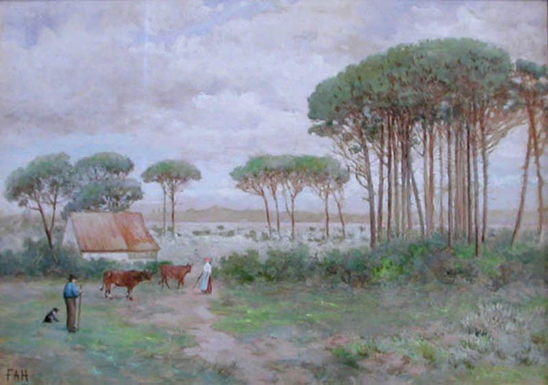 Untitled English Scene