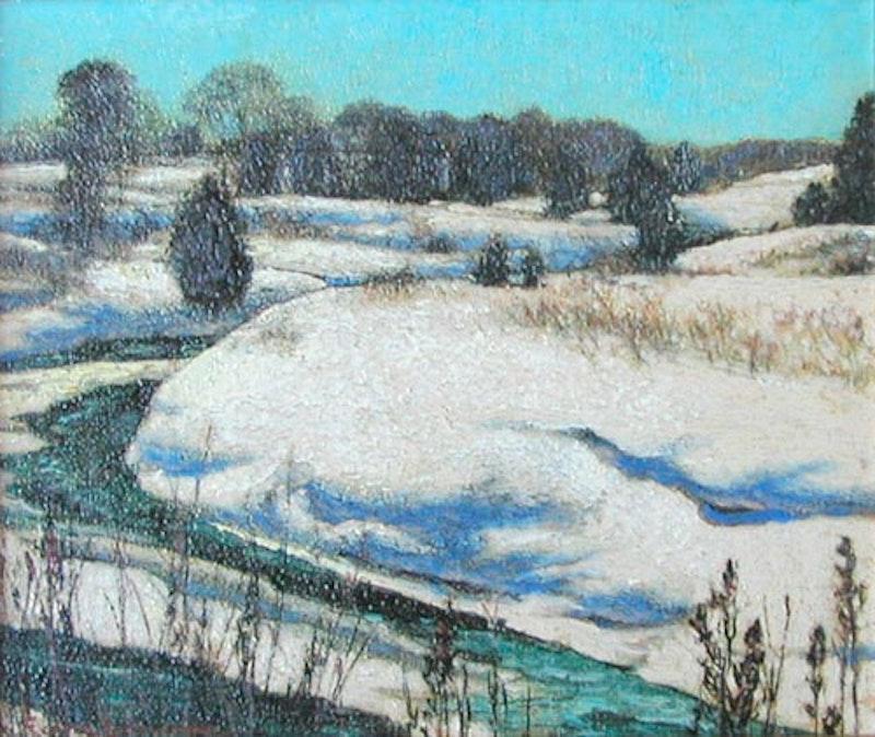 Winter At Wyebridge Image 1