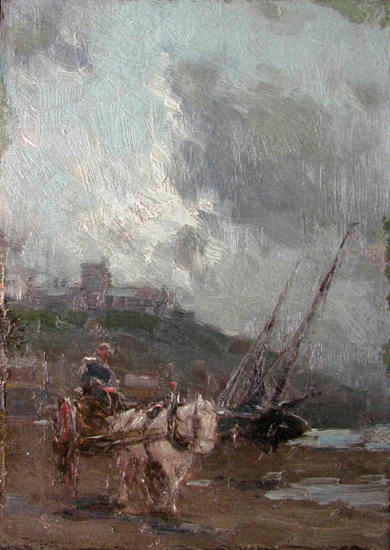 Shoreline Scene Image 1