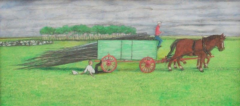 The Log Wagon Incident Image 1
