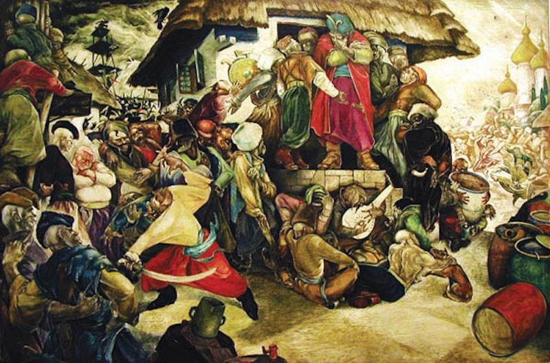 Zaparozian Cossacks Image 1