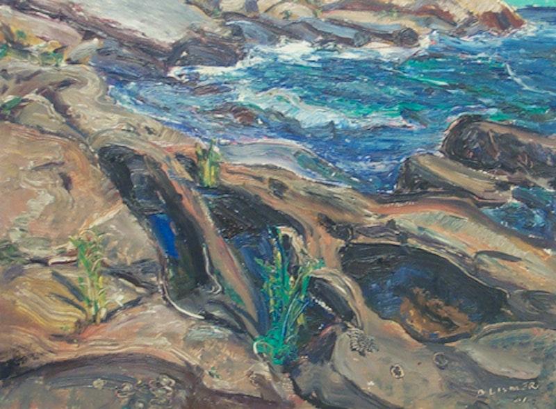 Georgian Bay, July 1947 Image 1