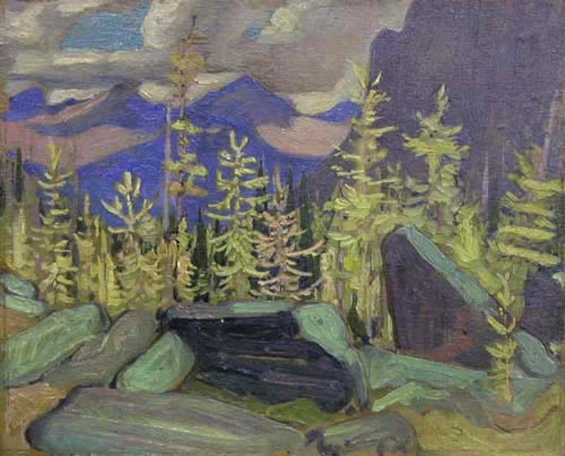 Larch: Rocky Mountains