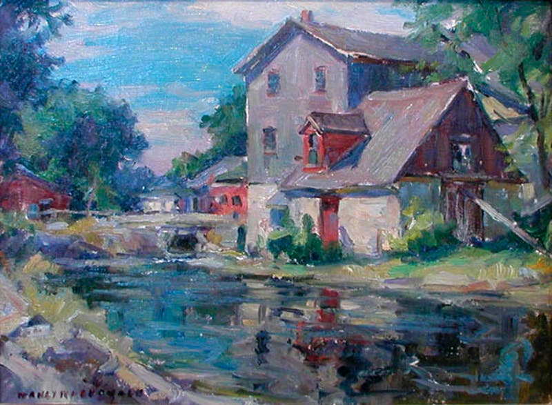 Old Mill Image 1