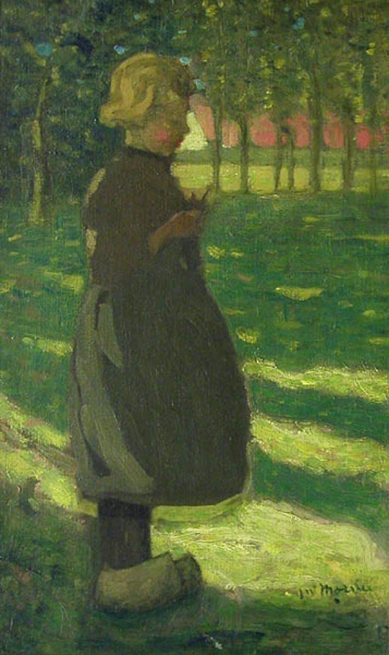 Jeune Fille Hollandaise Image 1