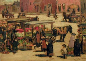 Bonsecourt Market - Montreal