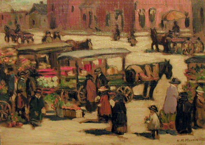 Bonsecourt Market - Montreal Image 1