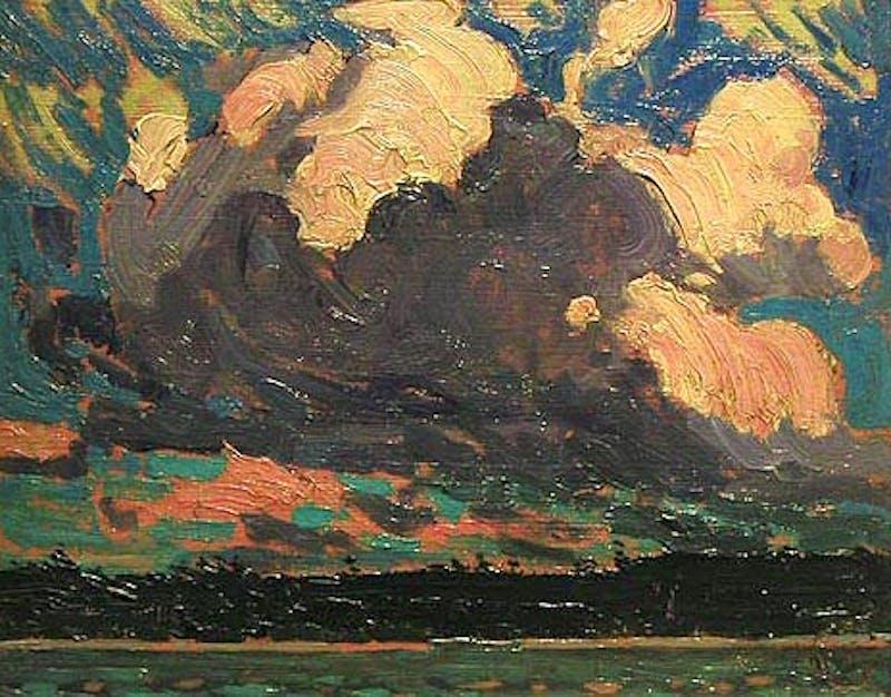 Storm Clouds Image 1