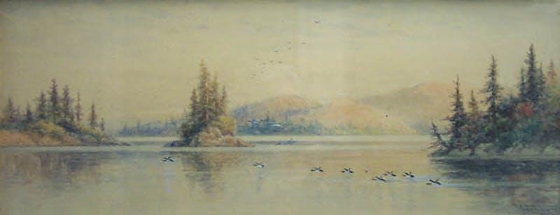 Shebandowan Lake, Ontario Image 1