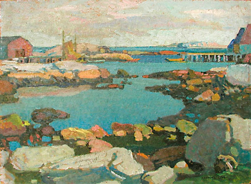 Blue Rocks, Nova Scotia Image 1