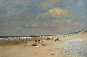 A Norfolk Beach