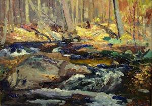 Autumn, Wildcat Creek