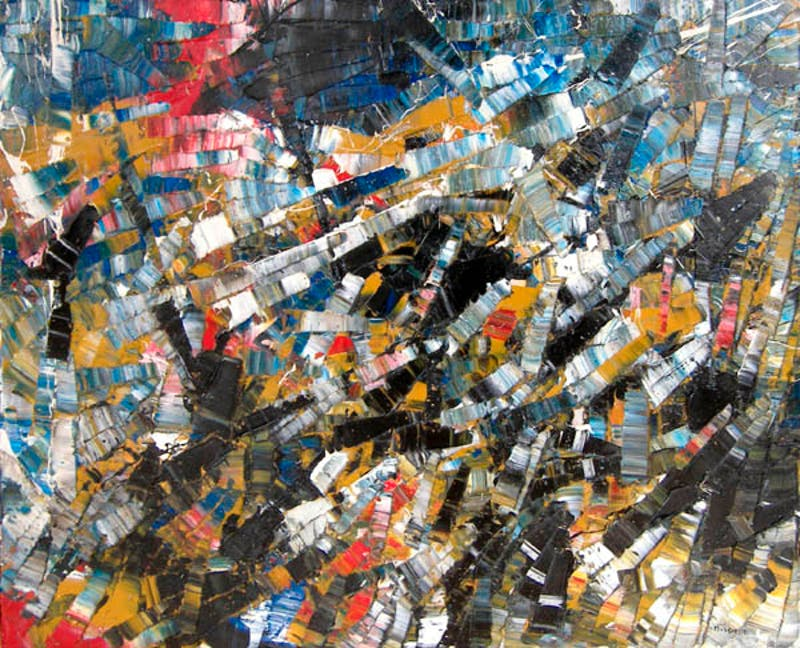 Abstract Composition Image 1