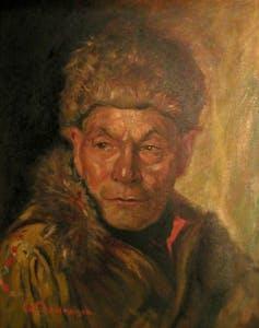Portrait of a Trapper