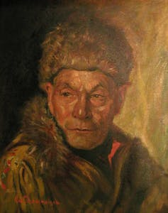 Portrait of a Trapper