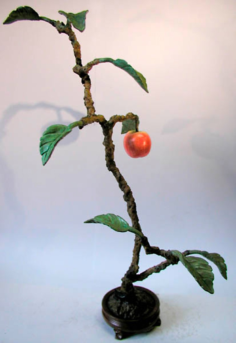 April Apple Bonzai