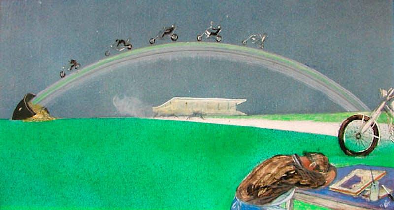 Rashied's Dream - A Fantasy Image 1