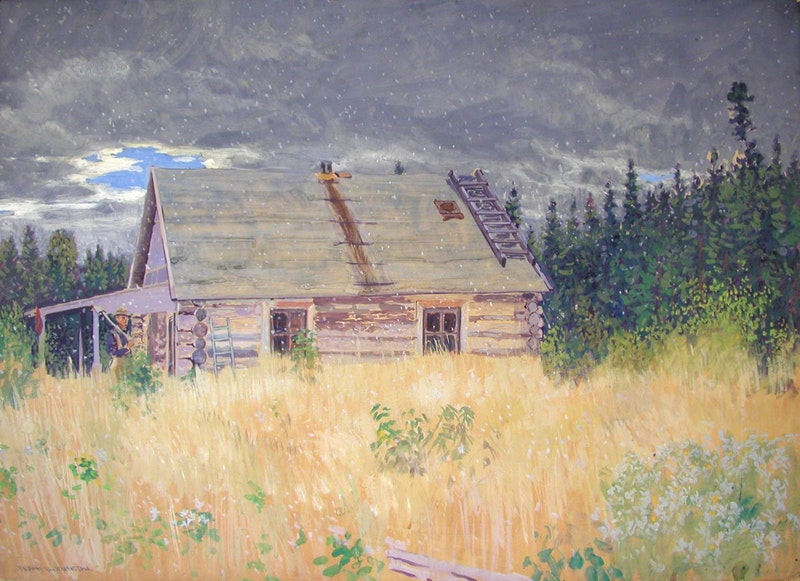 Fire Ranger's Cabin Image 1