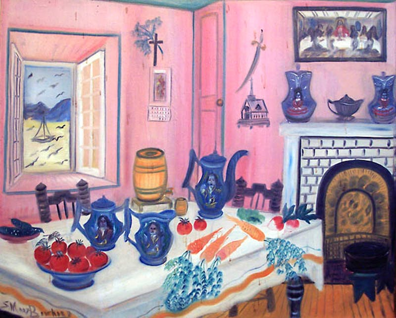Dining Room Interior Image 1