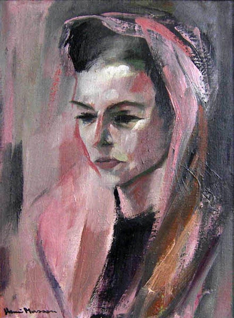 Femme Voilee Image 1