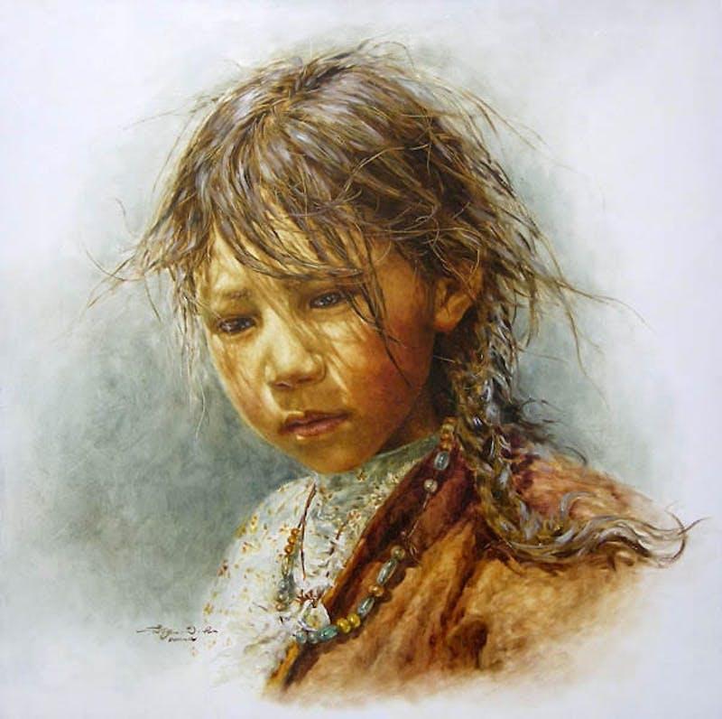 Quiet Girl Image 1