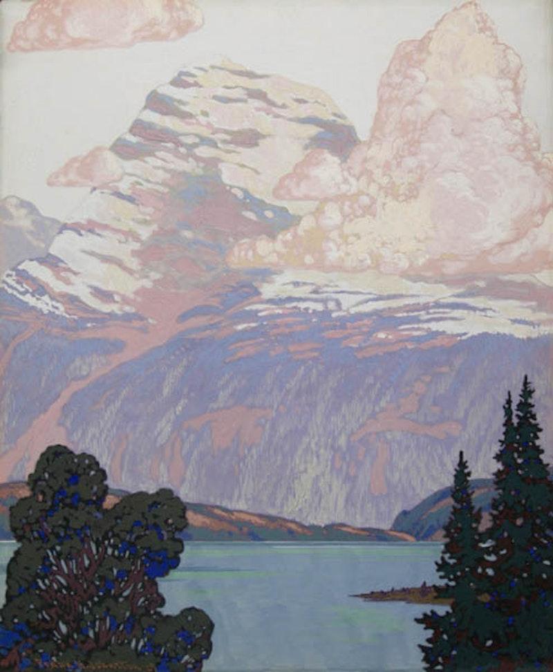 Rockies Landscape Image 1