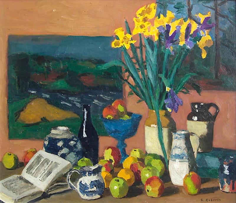 Still Life with Irises Image 1