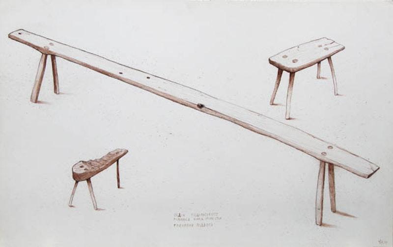 Untitled - Bench Study