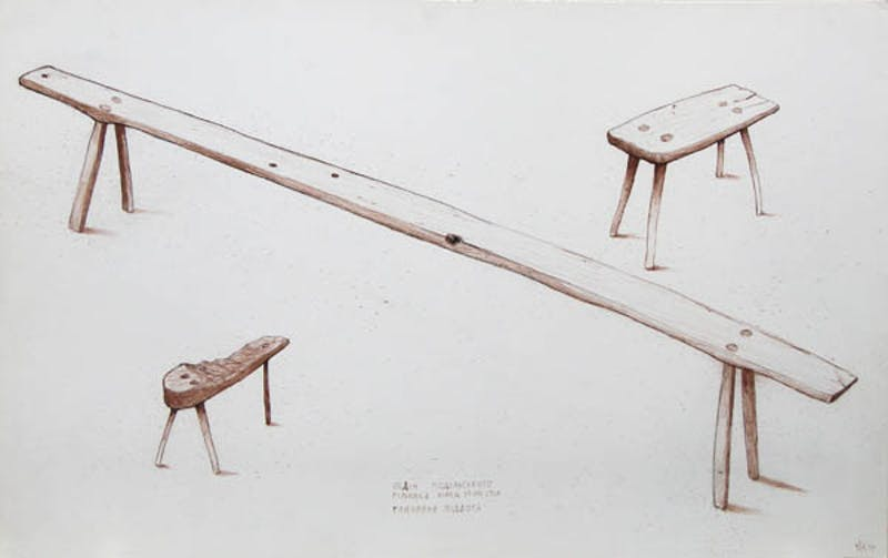 Untitled - Bench Study Image 1
