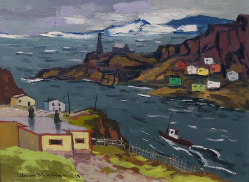 Port of Entry, Newfoundland