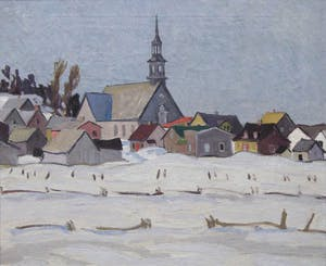 A Quebec Village