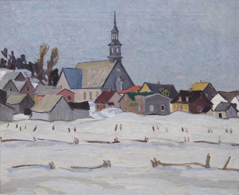 A Quebec Village Image 1