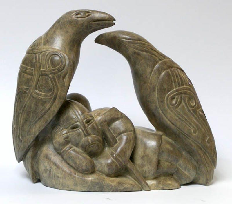 Ravens Talking in my Sleep II 2/9 Image 1
