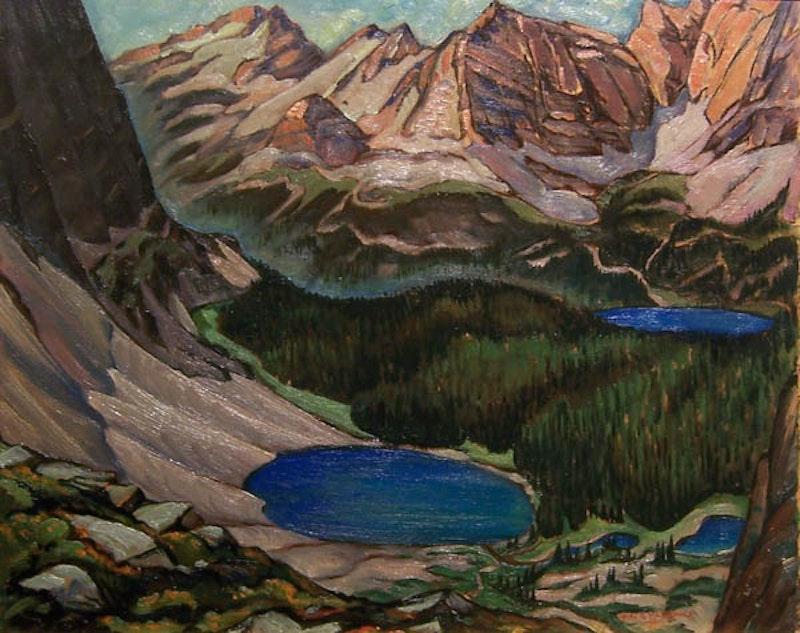 Lake O'Hara Image 1