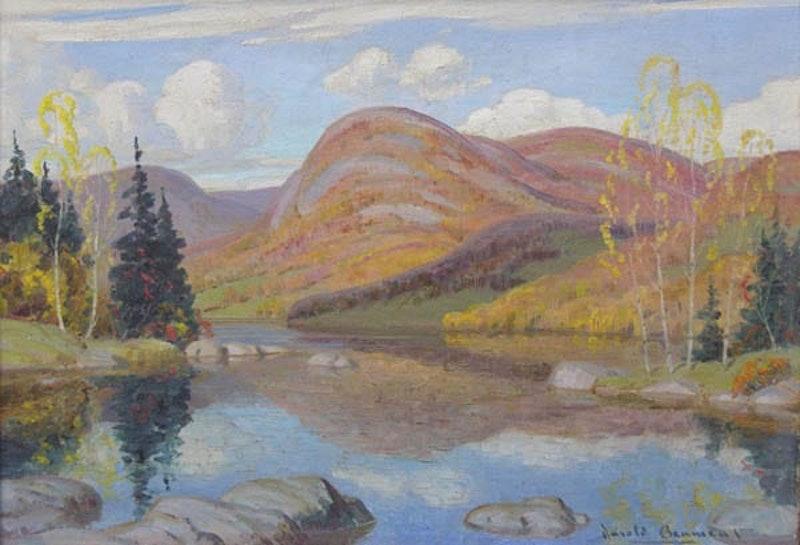 Autumn in the Laurentians Image 1