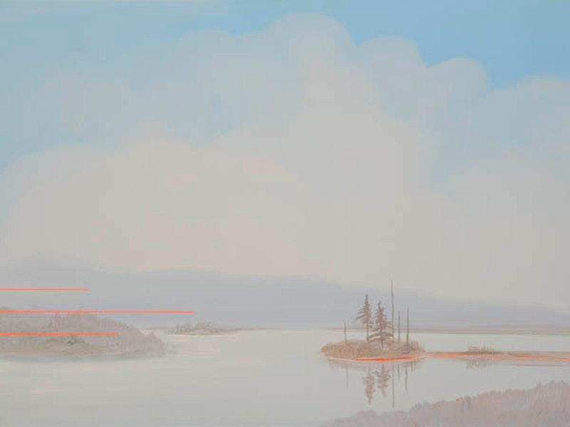 Interference - Blue Lake Image 1