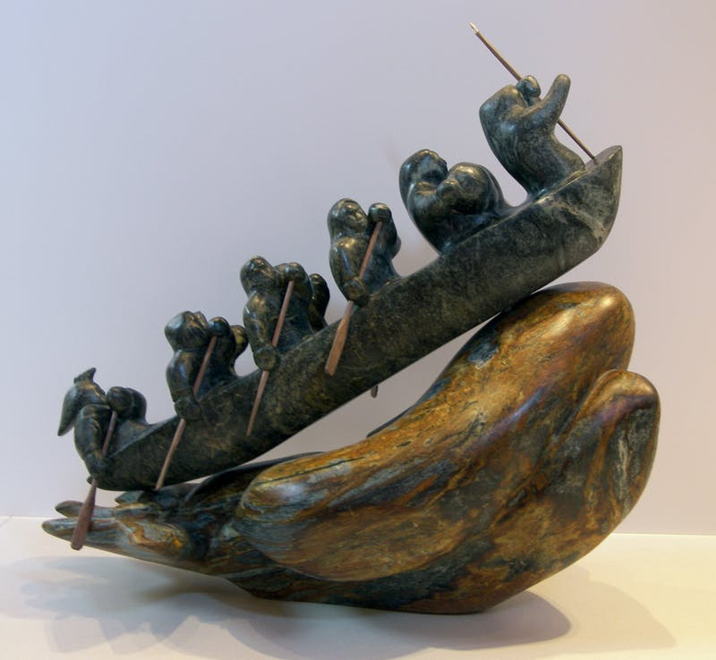 Whale Hunt Image 1