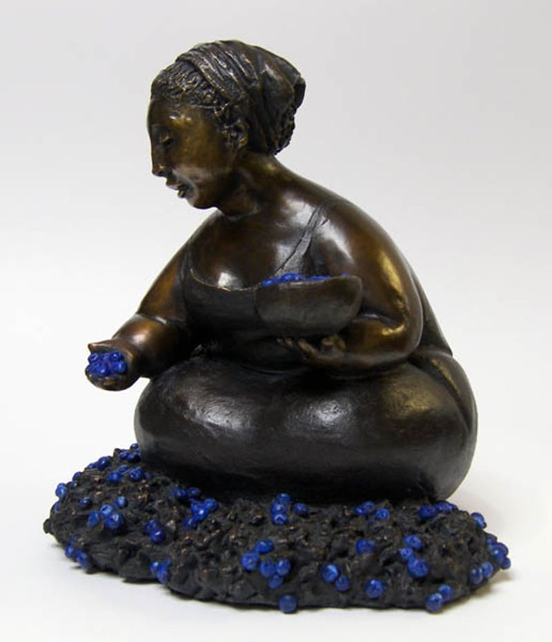 Blueberry Lady (small) Image 1