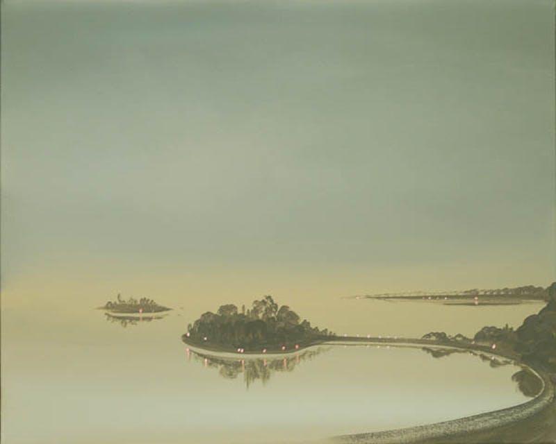 Deep Bay - Dusk Image 1