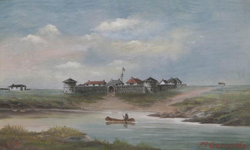 Fort Garry, 1869