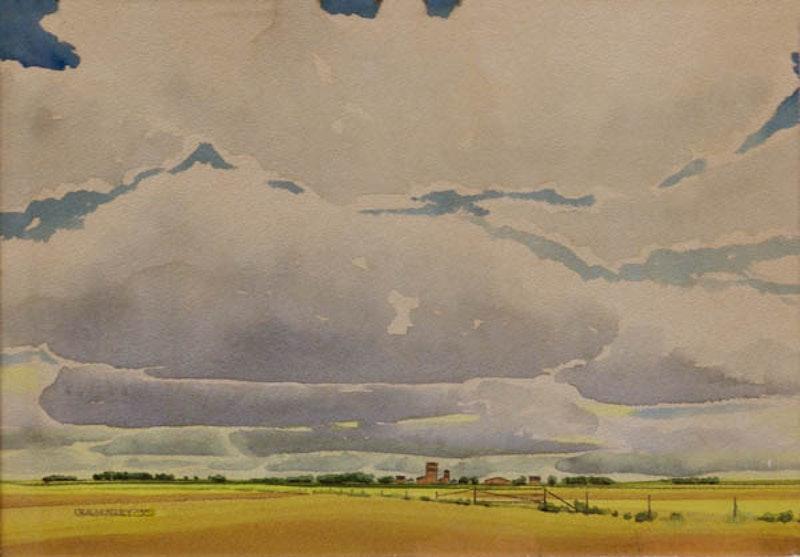 Late Summer in the Prairies