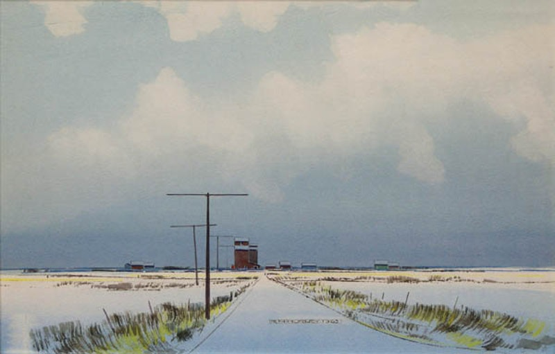 Winter - Prairie Perspective