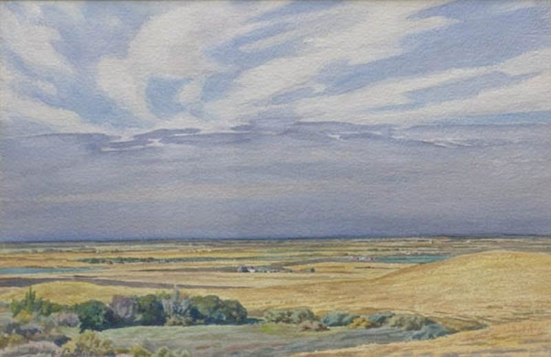 Untitled Prairie Scene